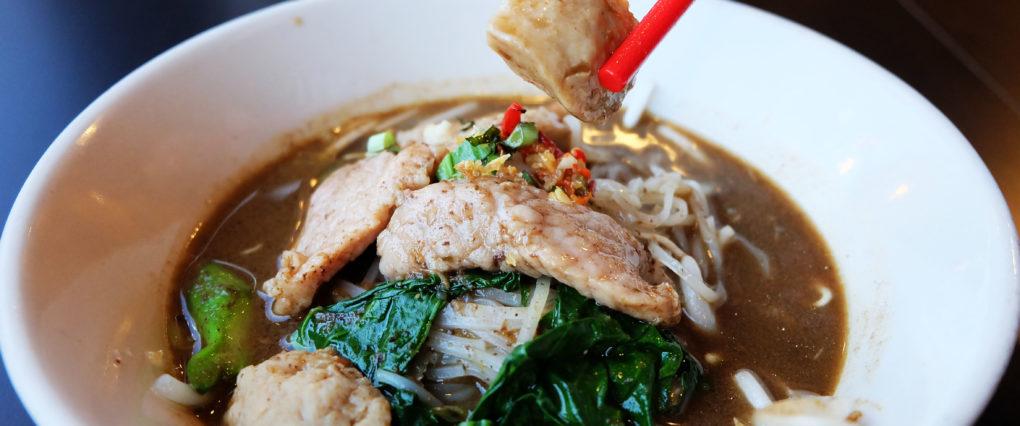 Thai Boat Noodles Meal