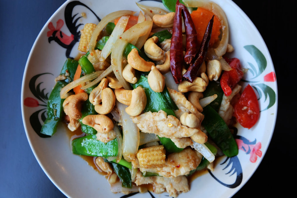 Thai Cashew Chicken in Chicago
