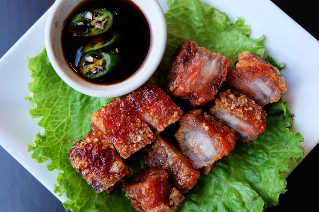 Thai Crispy Pork Belly