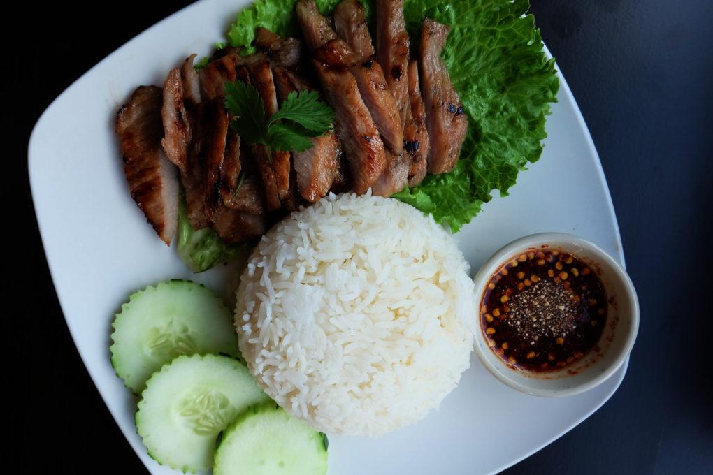 Kao Kor Moo Yang Thai Cuisine