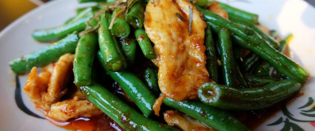 Pad Prik Khing Thai Cuisine