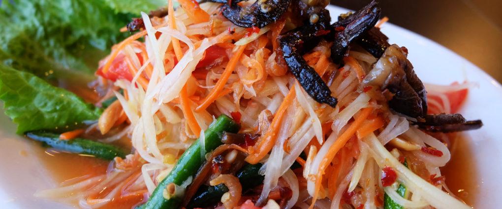 Tum Puu Thai Salad